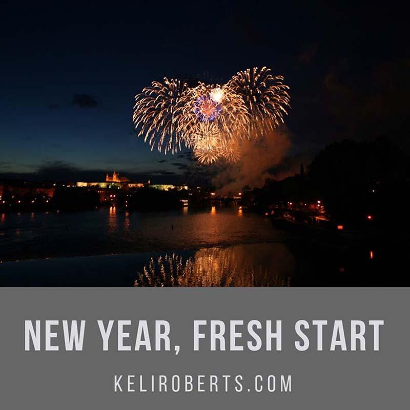 New Year, Fresh Start