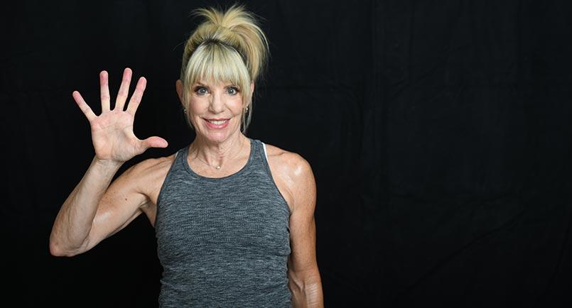 Keli Roberts - health coach