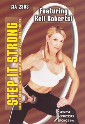 step it strong dvd cover