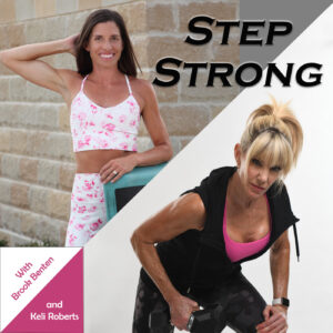 step strong dvd cover