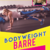 bodyweight barre dvd cover