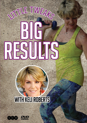little tweaks for big results dvd cover
