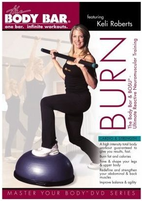 Body Bar Burn DVD