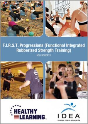 functional integrated rubberized strength training DVD cover