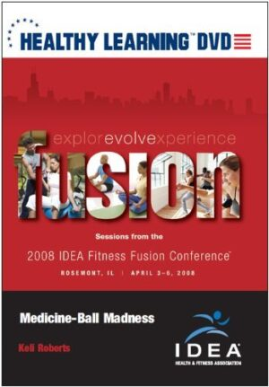 medicine ball madness dvd cover