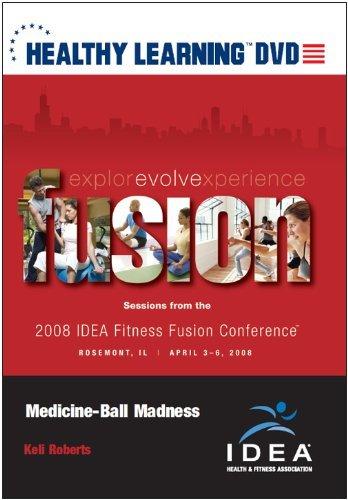 medicine ball madness dvd cover