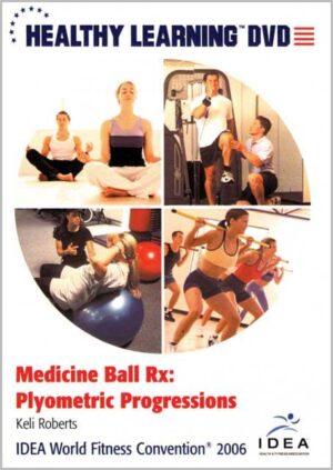 medicine ball rx plyometrics progressions dvd cover