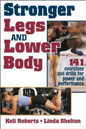 stronger legs and lower body book