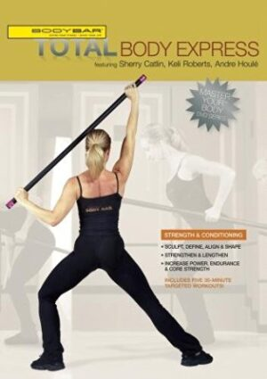 total body express dvd cover