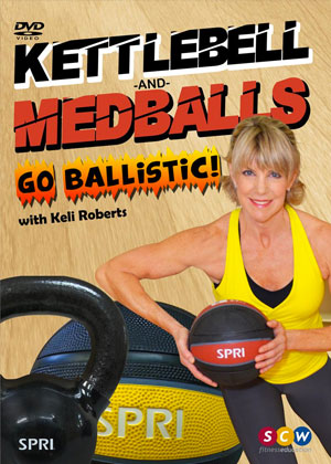 kettlebell and medballs go ballistic dvd cover