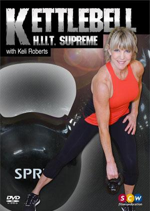 kettlebell H.I.I.T. Supreme DVD cover