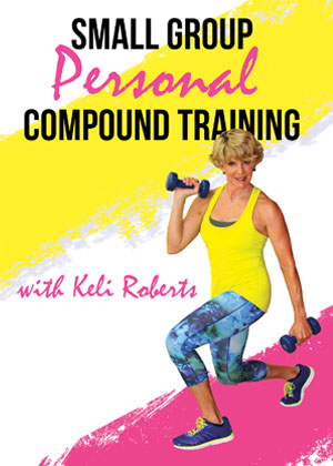 small group personal compaound training dvd cover