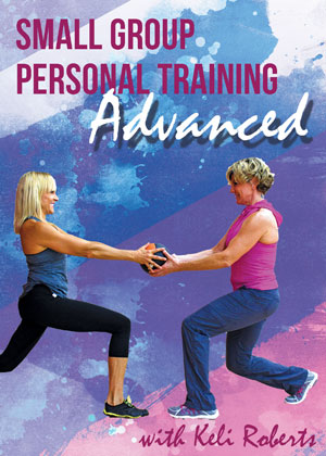 small group personal training advanced dvd cover